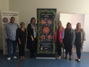 Hippy Gosnells Staff and Banner