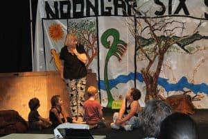 Nola HIPPY Kids on Stage