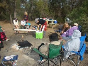 Womans Healing Camp 2