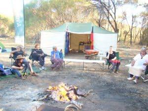 Womans Healing Camp